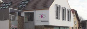 Livraison du nouveau bâtiment de la boucherie à la Wantzenau